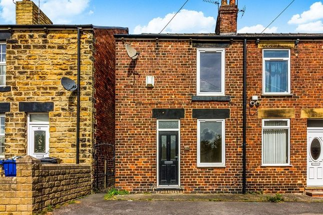 Thumbnail Terraced house to rent in Crookes Lane, Barnsley
