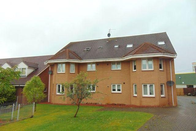 Thumbnail Flat to rent in Toll Street, Motherwell