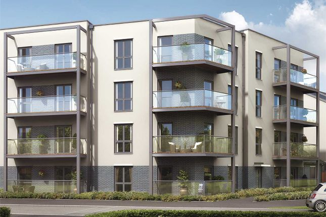 """1 bedroom flat for sale in """"The Westfield Apartments - First Floor 1 Bed"""" at Oxleigh Way, Stoke Gifford, Bristol"""