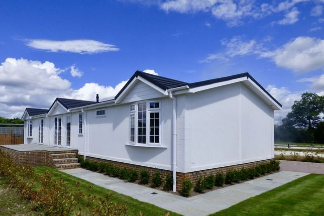 Park Homes Of Distinction Thumbnail Property For Sale In Kirdford Road Wisborough Green Billingshurst