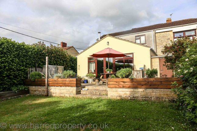 Thumbnail Semi-detached house for sale in The Street, Chilcompton
