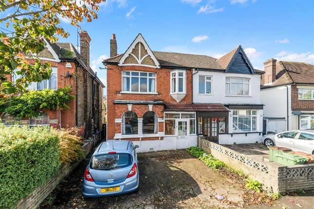 Thumbnail Semi-detached house for sale in St. James Avenue, Sutton