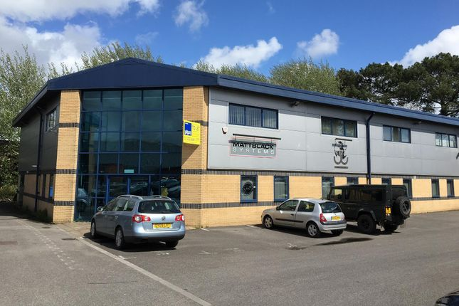 Thumbnail Office to let in Unit D, 4 Broom Road Business Park, Mannings Heath, Poole