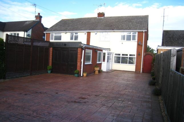 Thumbnail Semi-detached house for sale in Lentons Lane, Aldermans Green, Coventry