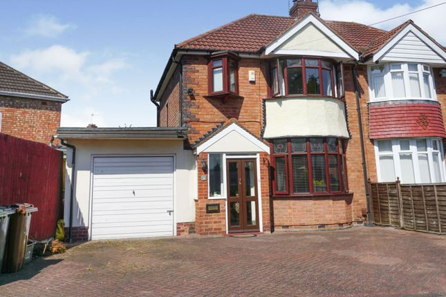 Front of Springfield Crescent, Solihull B92