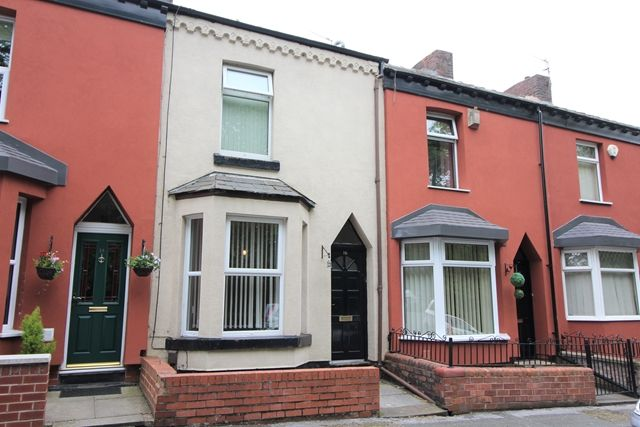 Thumbnail Terraced house to rent in Hawkshaw Street, Horwich, Bolton