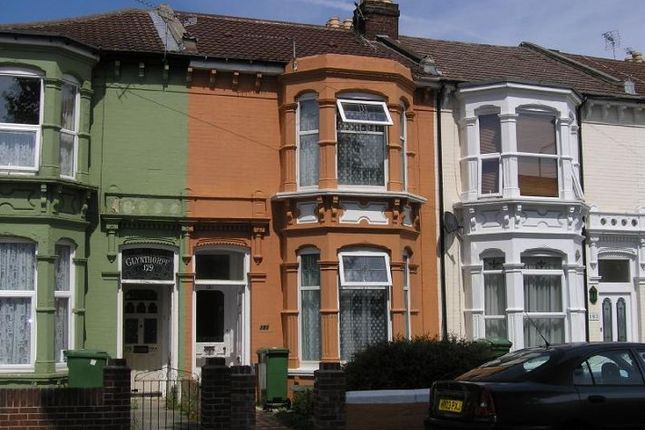 Thumbnail Property to rent in Laburnum Grove, North End, Portsmouth