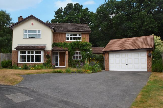 Thumbnail Detached house for sale in Queensbury Place, Blackwater, Camberley