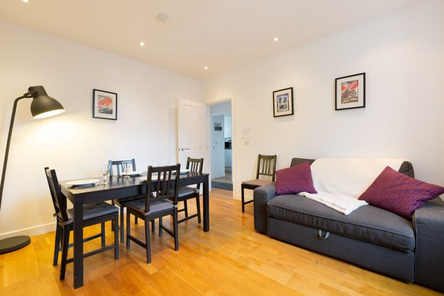Thumbnail Flat to rent in Rochester Terrace, London