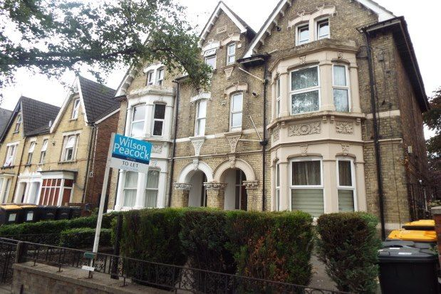 Thumbnail Flat to rent in Clapham Road, Bedford
