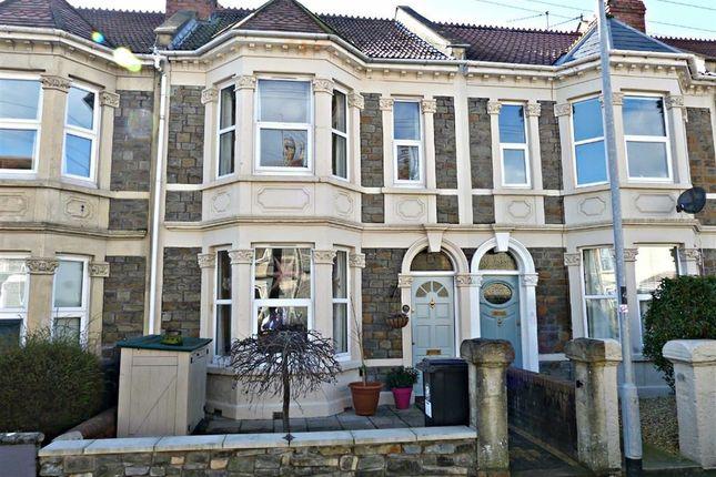 Thumbnail Terraced house for sale in Harrowdene Road, Knowle, Bristol