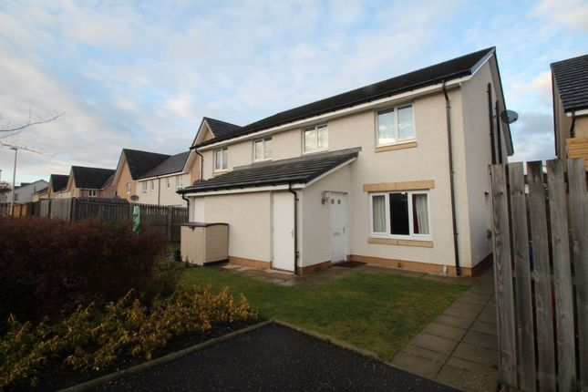 Thumbnail Terraced house to rent in Church View, Winchburgh, West Lothian