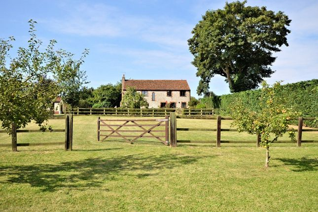 Thumbnail Detached house for sale in Lavender, High Street, Northwold, Thetford