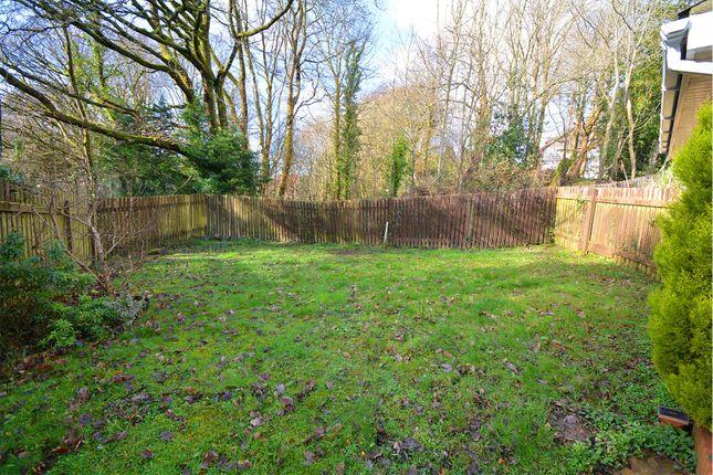 Garden of Maes Ty Gwyn, Llangennech, Llanelli SA14