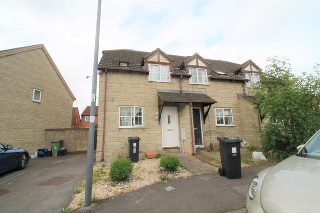 Thumbnail Property to rent in Ferndene, Bradley Stoke, Bristol