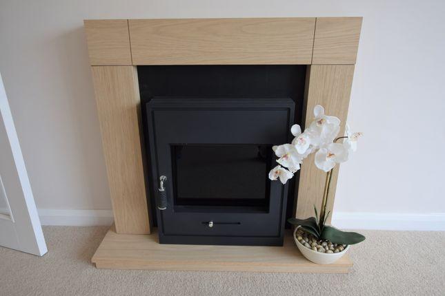 Fireplace of Montfort Road, Pevensey Bay BN24