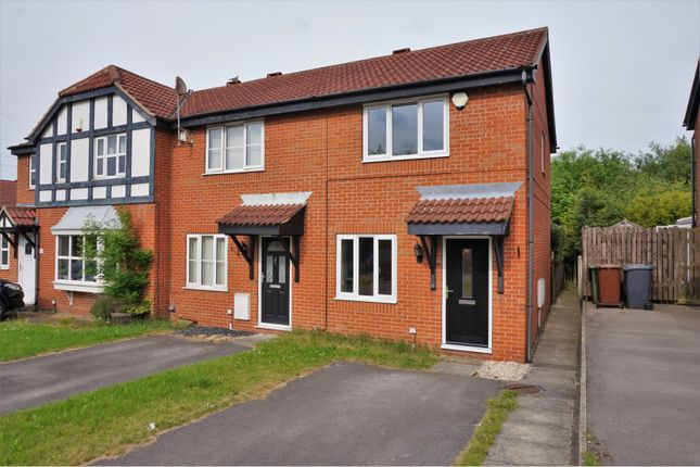 Thumbnail Semi-detached house to rent in Pinders Green Walk, Leeds