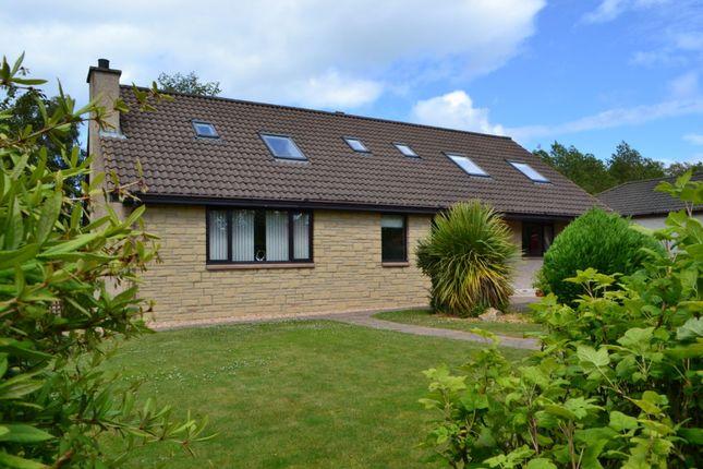 Thumbnail Detached house for sale in 4 Carden Close, Alves, Elgin