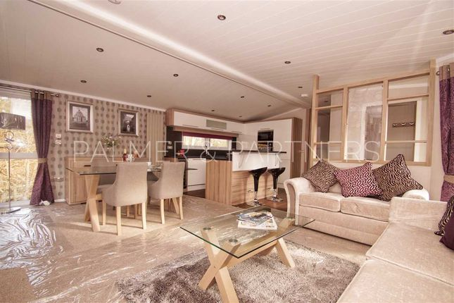 Thumbnail Detached house for sale in Whistler Lodge, Colchester Holiday Park, Cymbeline Way, Colchester