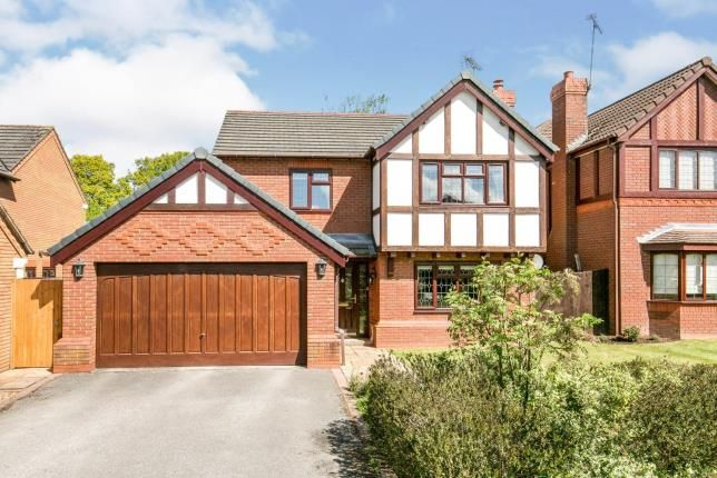 4 bed detached house for sale in Weald Drive, Little Sutton, Ellesmere Port, Cheshire CH66