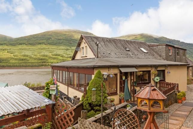 Thumbnail Flat for sale in Braeside, Arrochar, Argyll And Bute