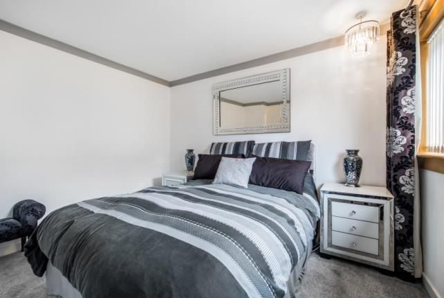 Bedroom of Bullionslaw Drive, Rutherglen, Glasgow, South Lanarkshire G73