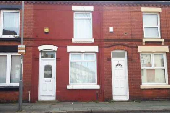 Thumbnail Terraced house for sale in Whitman Street, Wavertree