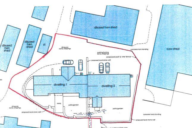 Sale Plan of Fallen Yew Barn, Underbarrow, Kendal, Cumbria LA8