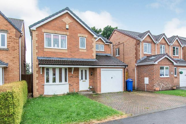 4 bed detached house for sale in Hawkwell Bank, Ardsley, Barnsley, South Yorkshire S71