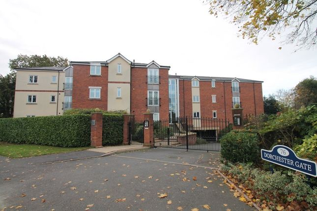 Thumbnail Flat for sale in Dorchester Road, Solihull