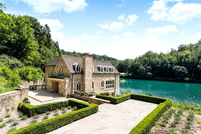 Thumbnail Land for sale in Gatcombe Water, Nr Minchinhampton, Stroud, Gloucestershire