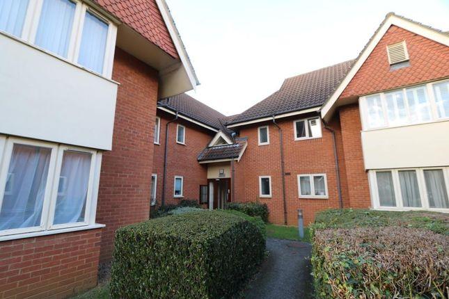 Thumbnail Flat to rent in Tavistock Place, Bedford