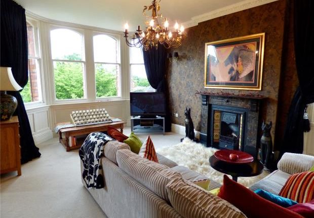 Thumbnail Flat for sale in Apartment 2, St. Georges Crescent, Carlisle, Cumbria