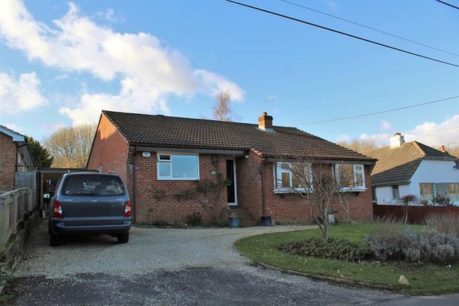 Thumbnail Detached bungalow for sale in Flowers Drove, Lytchett Matravers, Poole