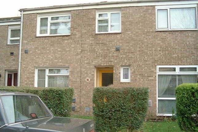 3 bed terraced house to rent in Selwyn Close, Mildenhall IP28