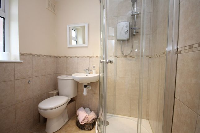 Shower Room of Branden Drive, Knutsford WA16