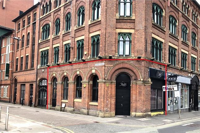 Thumbnail Leisure/hospitality for sale in Albion Wharf, Part Ground Floor/Lower Ground Floor, 19 Albion Street, Manchester, Greater Manchester