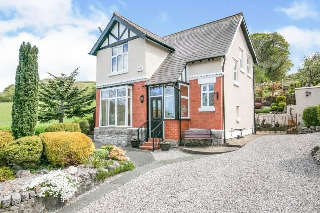 3 bed detached house for sale in Conway Road, Mochdre, Colwyn Bay, Conwy LL28