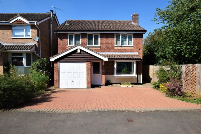 Thumbnail Detached house for sale in Nightingale Way, Oakham