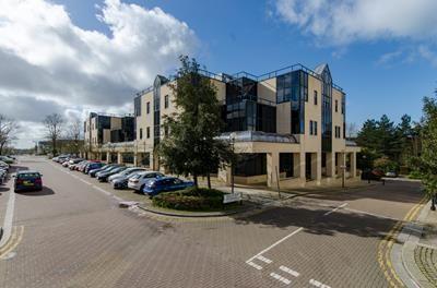 Thumbnail Office to let in 2nd Floor, 249 Midsummer Boulevard, Central Milton Keynes