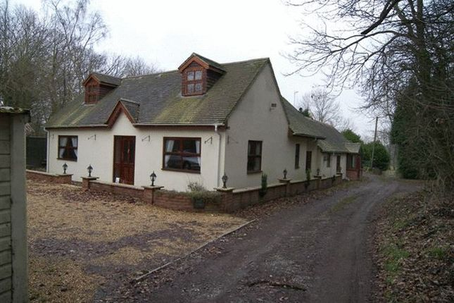 Thumbnail Detached bungalow for sale in Woodlands, Ironbridge, Telford