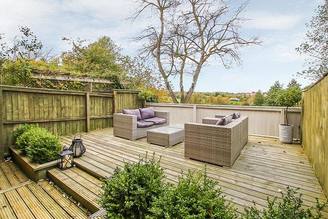 Garden of Chelwood Drive, Mapperley, Nottingham NG3