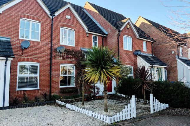 Thumbnail Terraced house to rent in Hyde Close, Chafford Hundred, Chafford Hundred, Grays, Essex