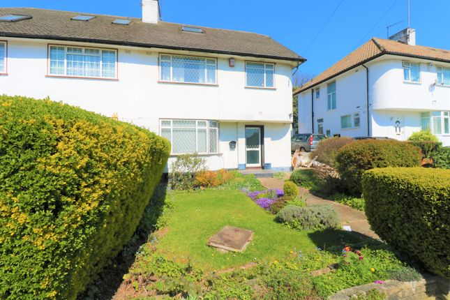 Thumbnail Semi-detached house to rent in Mowbray Road, Edgware