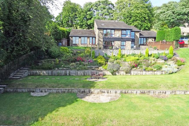 Thumbnail Detached house for sale in Hill Road, Ashover, Chesterfield, Derbyshire
