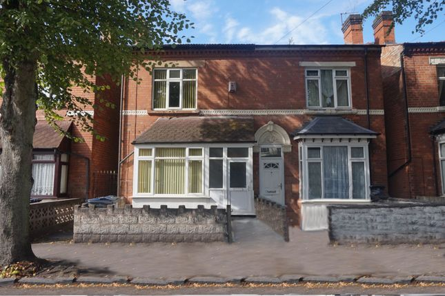 Thumbnail Semi-detached house for sale in Dean Road, Erdington, Birmingham