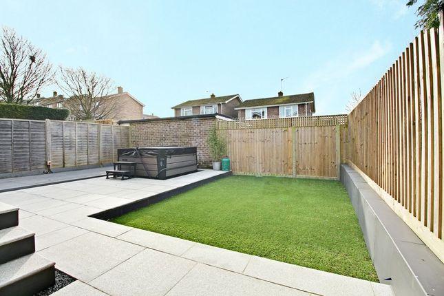 Garden At Back of Restormel Close, Basingstoke RG23