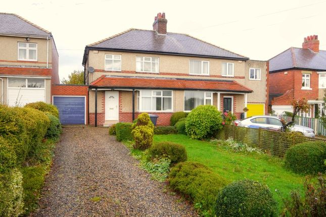 Thumbnail Semi-detached house to rent in Hexham Road, Heddon-On-The-Wall, Newcastle Upon Tyne
