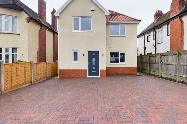 3 bed detached house for sale in Tennyson Avenue, Llanwern, Newport NP18