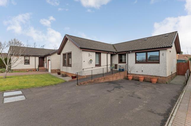 Thumbnail Detached house for sale in Croft Place, Eliburn, Livingston, West Lothian